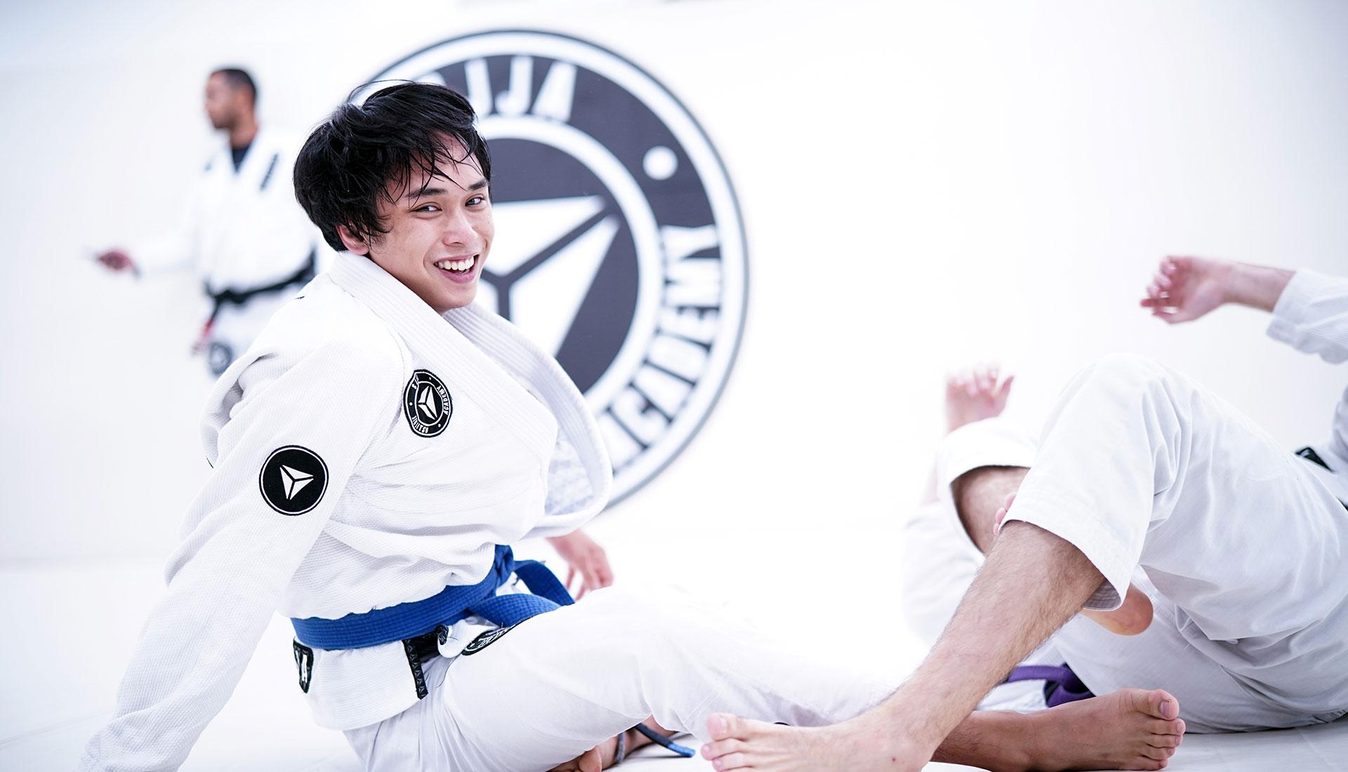 SJJA Sydney Jiu Jitsu